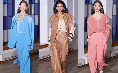 Женская одежда ADEAM весна-лето 2020