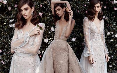 Свадебные платья Leah Da Gloria Haute Couture весна-лето 2020