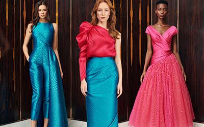 Вечерние платья и костюмы Rami Al Ali осень-зима 2020-2021