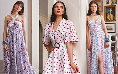 Красивые льняные платья из круизной коллекции Gül Hürgel 2020