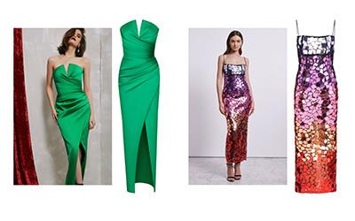 Топ 10 эффектных вечерних платьев, которые всех восхищают!