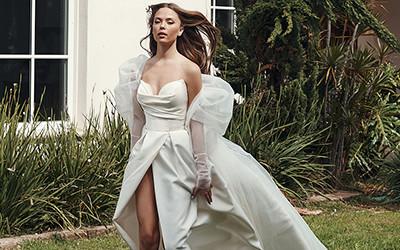 Коллекция свадебных платьев Lihi Hod 2021
