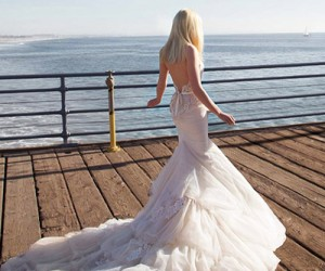 Свадебные платья Inbal Dror весна-лето 2014