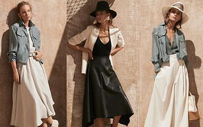 Женская одежда Brunello Cucinelli весна-лето 2020