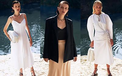 Современная элегантность в образах Elena Reva весна-лето 2021