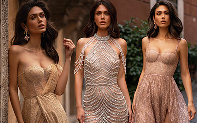 Вечерние платья Alamour The Label 2020