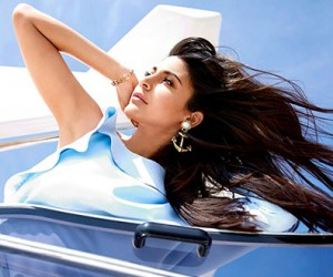 Anushka Sharma на страницах Vogue India