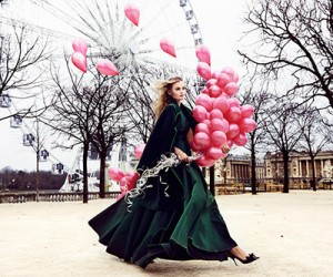 Kate Grigorieva на страницах Vogue Mexico