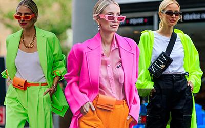 Вдохновляемся стильными образами Leonie Hanne