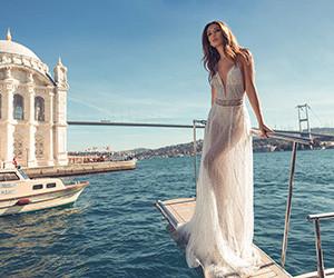 Свадебные платья Dimitrius Dalia весна-лето 2019