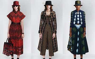 Женская одежда Christian Dior Pre-Fall 2020