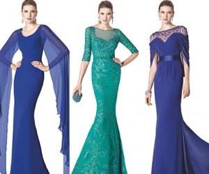Вечерние платья St. Patrick 2015