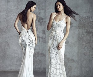 Свадебные платья Melinda Looi 2015