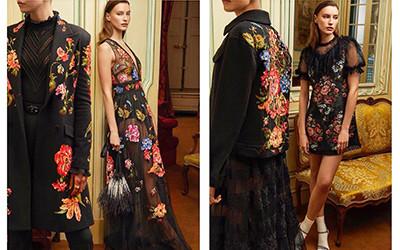 20 красивых вечерних платьев Ingie Paris Pre-Fall 2019