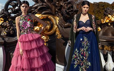 5 красивых вечерних платьев из коллекции MATSOUR'I