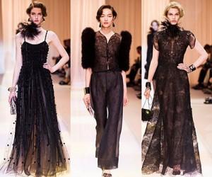 Giorgio Armani Prive Haute Couture осень-зима 2013-2014