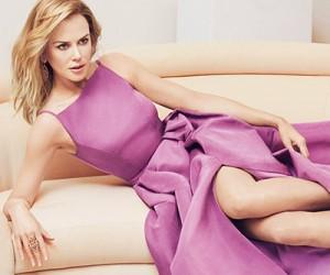 Nicole Kidman для InStyle Март 2014