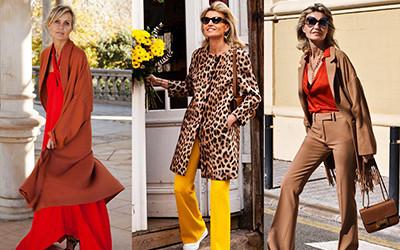 Мода для женщин за 50 от испанки Patrizia Casarini
