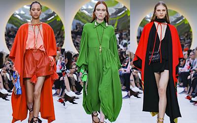 Женская одежда Valentino весна-лето 2020