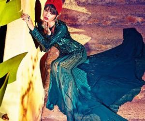 Rihanna для журнала Harper's Bazaar Arabia