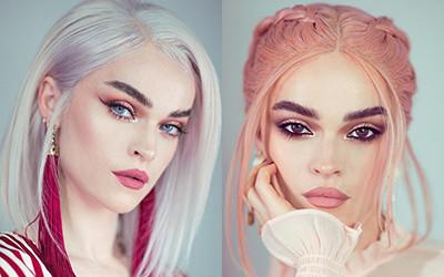 10 идей красивого макияжа от гуру мейкапа Regina Picturresque