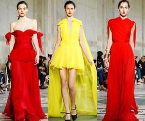Giambattista Valli Haute Couture осень-зима 2017-2018