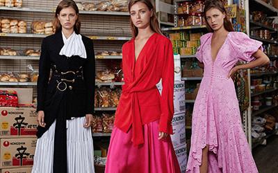 Женская одежда Acler Pre-Fall 2020
