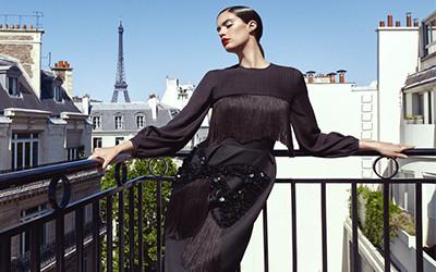 Sara Sampaio для журнала Harper's Bazaar Serbia