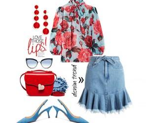 Модные сеты женской одежды лето 2018