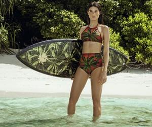Купальники и пляжная одежда Agua de Coco весна-лето 2017