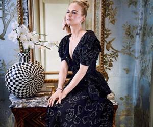 Nicole Kidman для журнала Town & Country