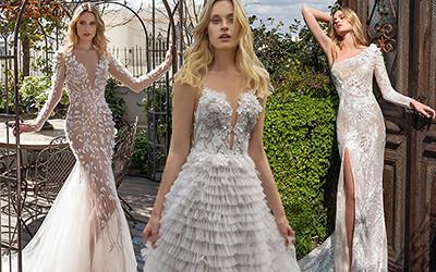 20 красивых свадебных платьев из коллекции Riki Dalal 2020