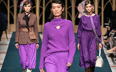 Женская одежда Marc Cain осень-зима 2020-2021