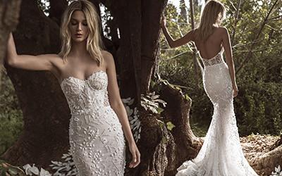 Свадебные платья Lee Petra Grebenau весна-лето 2020