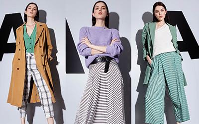 Стильные образы для женщин на весну 2019 от Anna Rita N