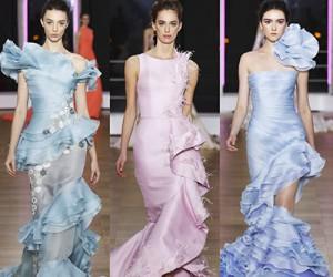 Georges Chakra Haute Couture весна-лето 2018