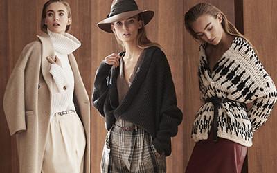 Женская одежда Brunello Cucinelli осень-зима 2019-2020