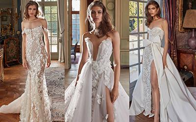 Свадебные платья Galia Lahav Haute Couture осень-зима 2020-2021
