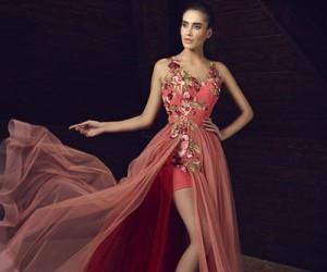 Вечерние платья Tony Chaaya Haute Couture 2017