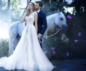 Свадебные платья Alessandro Angelozzi Couture 2017