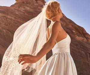 Свадебные платья BHLDN весна 2018