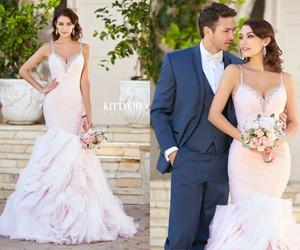 Свадебные платья Kitty Chen Couture 2016