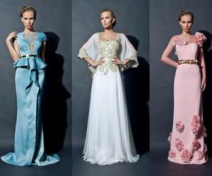 Chrystelle Atallah Haute Couture весна-лето 2013