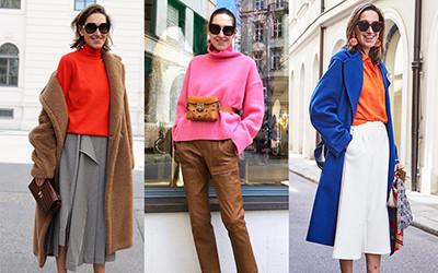 Мода для женщин за 50 от стройной немки Netti Weber