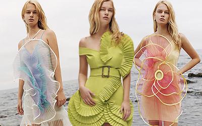 12 изящных и нежных платьев дизайнера Nadya Dzyak