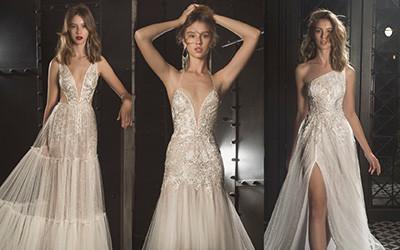 Красивые свадебные платья Motil 2019