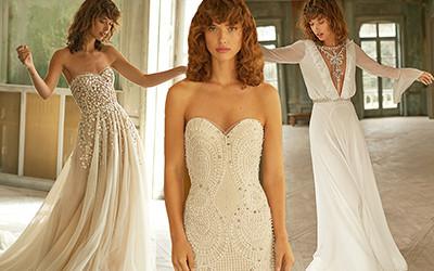 Свадебные платья Dana Harel осень-зима 2020-2021