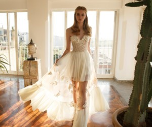 Свадебная коллекция White Label 2016 от Lior Charchy