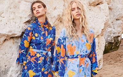 Женская пляжная одежда Beulah London весна-лето 2019