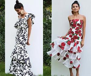 Вечерние платья Bambah Boutique весна-лето 2019